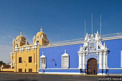 Plaza de Armas of Trujillo
