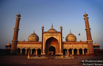 Old Delhi (Shahjahanabad)