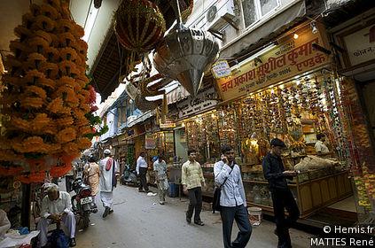 Chandni Chowk Bazaars