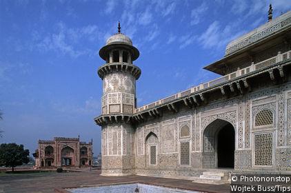 Itimad ud-Daula's Tomb