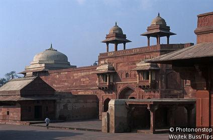 Palace of Jodha Bai
