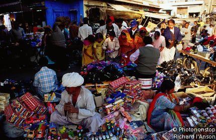 Jodhpur's Bazaars