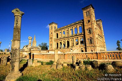 Rova Palace, Antananarivo