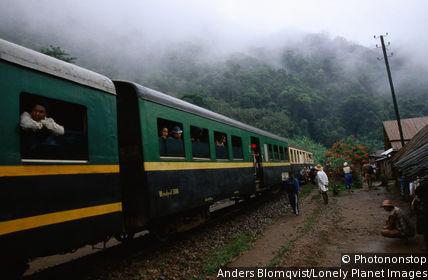Fianarantsoa-Manakara by train