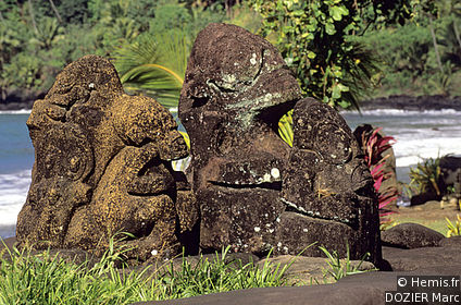 Archaeological Sites of Nuku Hiva