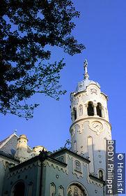 Church of St. Elizabeth or Blue Church