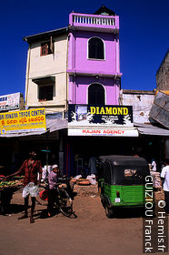 Pettah Quarter in Colombo