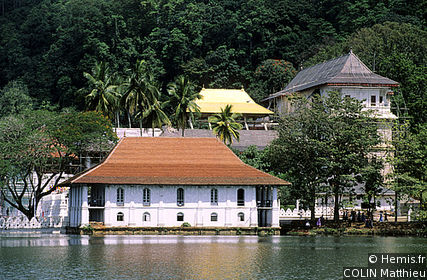 Royal Palace Complex of Kandy