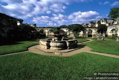 Convento de Santa Clara d'Antigua