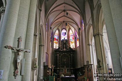 Église St-Léonard