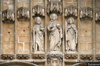 Cathédrale St-Bavon