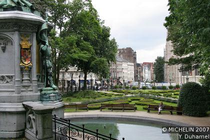 Place du Petit-Sablon