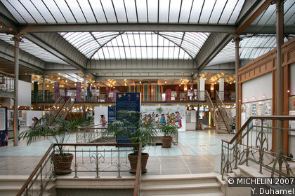 Belgian Comic Strip Centre