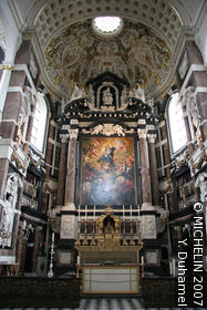 Église St-Charles-Borromée
