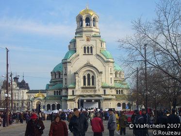 St-Alexander-Nevski Cathedral