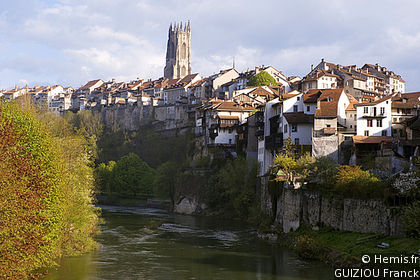 Fribourg Old Town