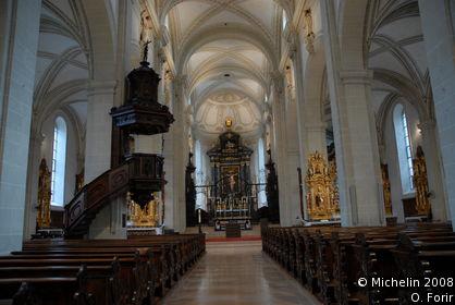 Collegiate of St Léger