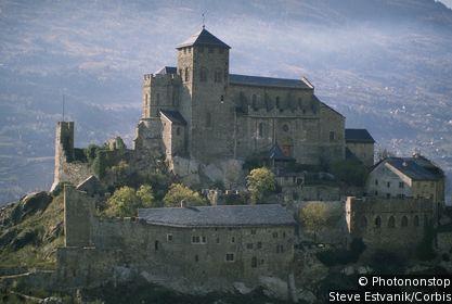 Basilique Notre-Dame-de-Valère
