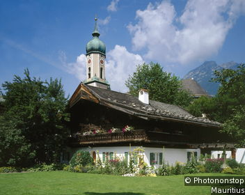 Garmisch-Partenkirchen Old Church