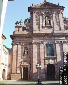 Jesuits' Church, Heidelberg