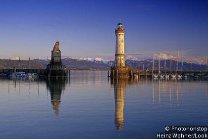 Port of Lindau im Bodensee