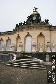 Sansouci Palace: Art Gallery