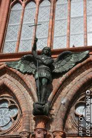 Friedrichswerder Church -Schinkel Museum