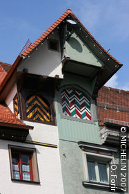 Rottweil Old Town