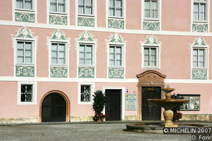 Dormitory of BerchtesgadenRoyal Castle