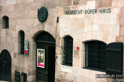 Dürer's House endash Nuremberg