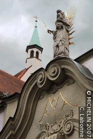 Old Chapel, Regensburg