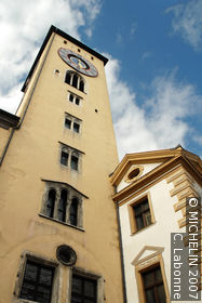 Old Town Hall, Regensburg