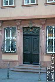 Goethe-Haus and Goethe-Museum