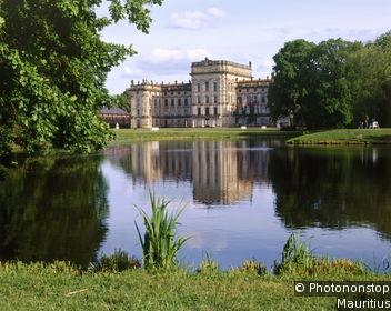 Ludwigslust Castle grounds