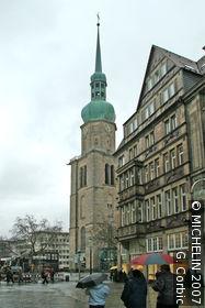 Reinoldikirche and Marienkirche