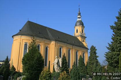 Pfarrkirche St. Paulin