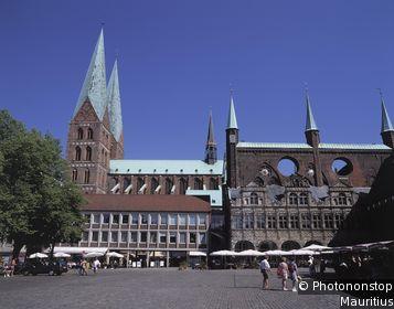 St Mary's Church, Lübeck