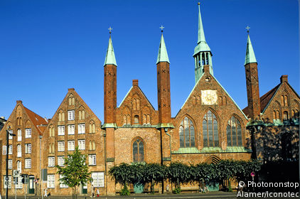 Hospice of the Holy Spirit, Lübeck