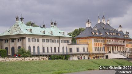 Pillnitz Castle