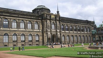 Zwinger Palace: Old Masters Picture Gallery