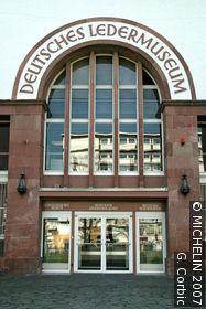 Deutsches Ledermuseum-Deutsches Schuhmuseum
