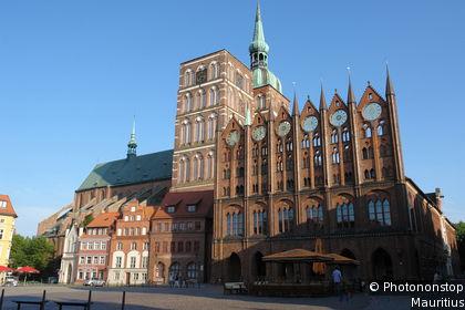 St Nicholas's Church, Stralsund