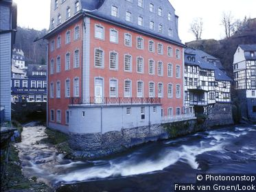 Red House, Monschau