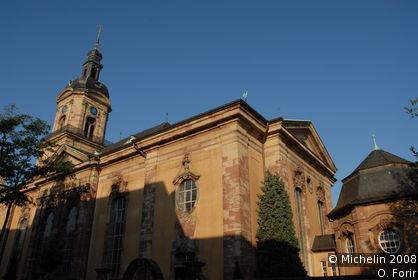 St John's Basilica, Saarbrücken
