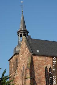 St Arnual Collegiate Church, Saarbrücken