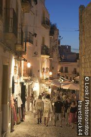 Ibiza Dalt Vila (Upper Town)