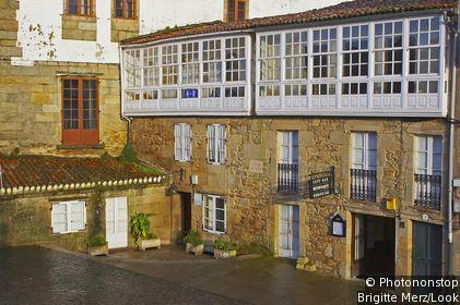 Old Town of Santiago de Compostela