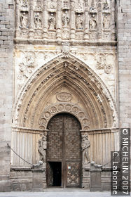Ávila cathedral