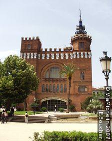 Castell dels Tres Dragons