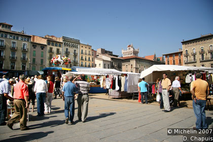 Main Square (Plaça Major)